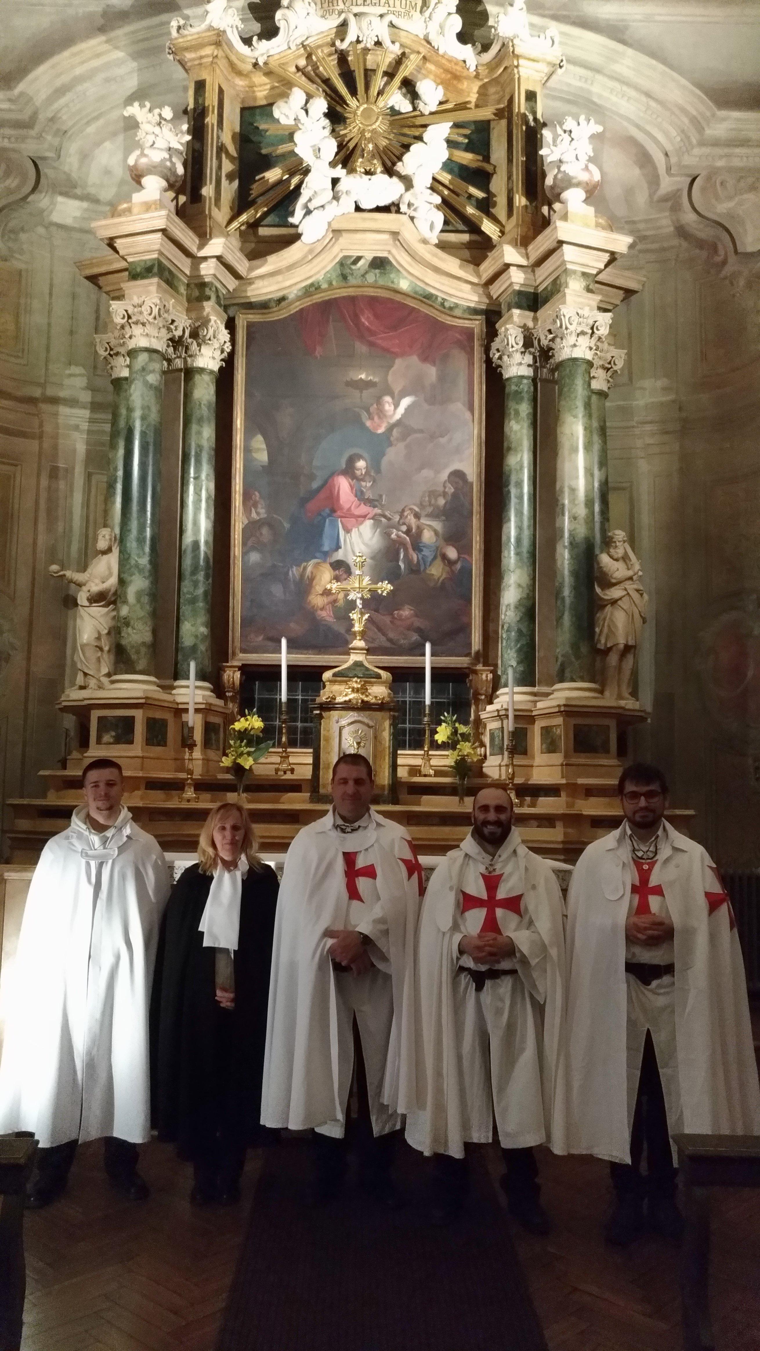 Nights of Light – Corpus Domini Monastery – Ferrara – March 2018
