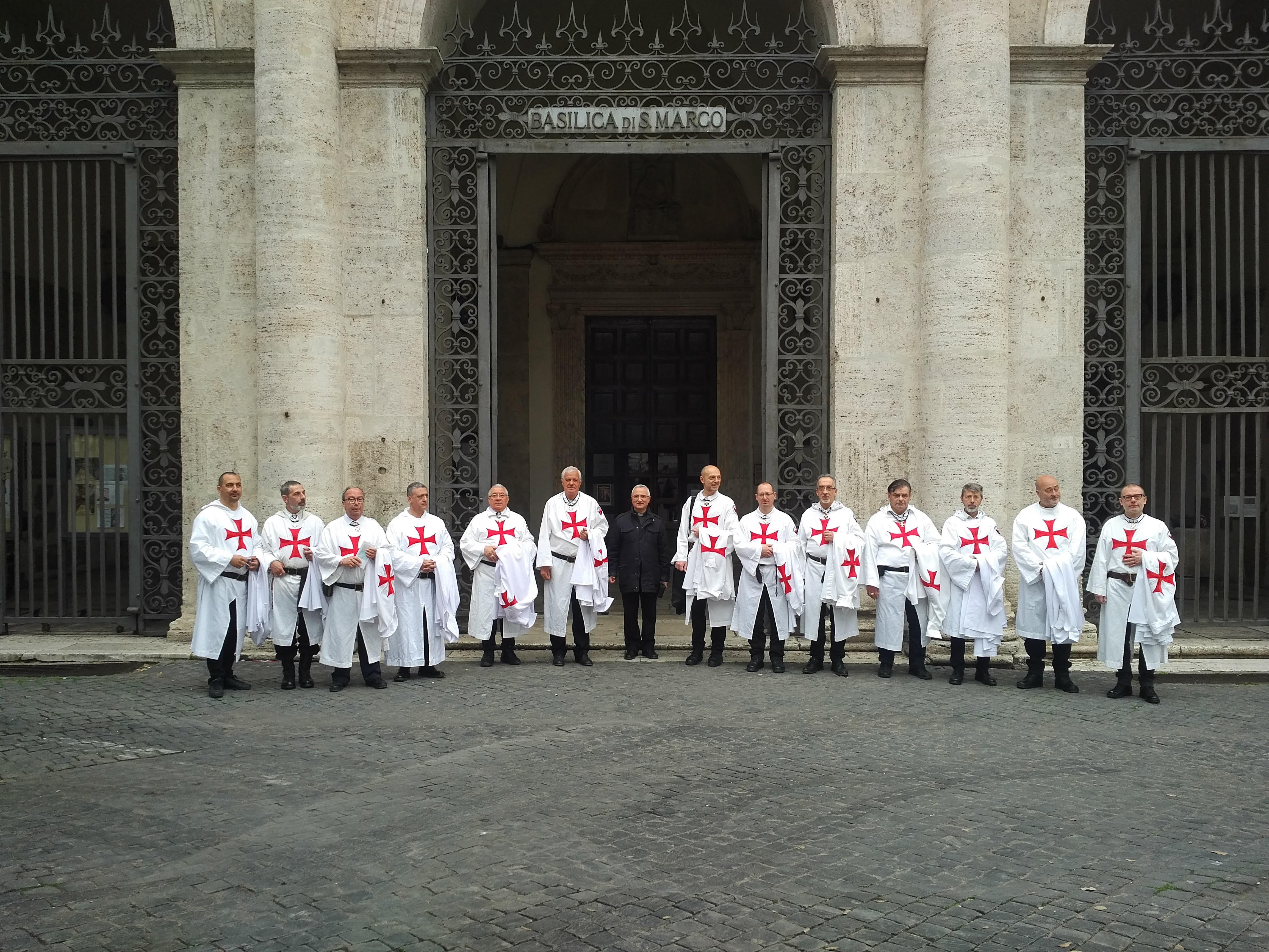 Custody of 5 Basilicas in the center of Rome – 14th and 15th April 2018