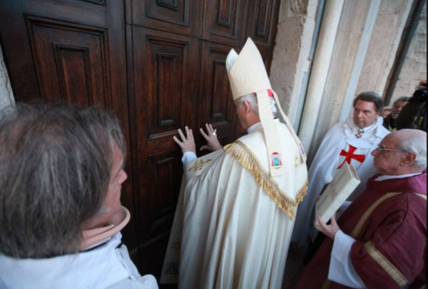 Opening of the Holy Jubilee Doors throughout Italy