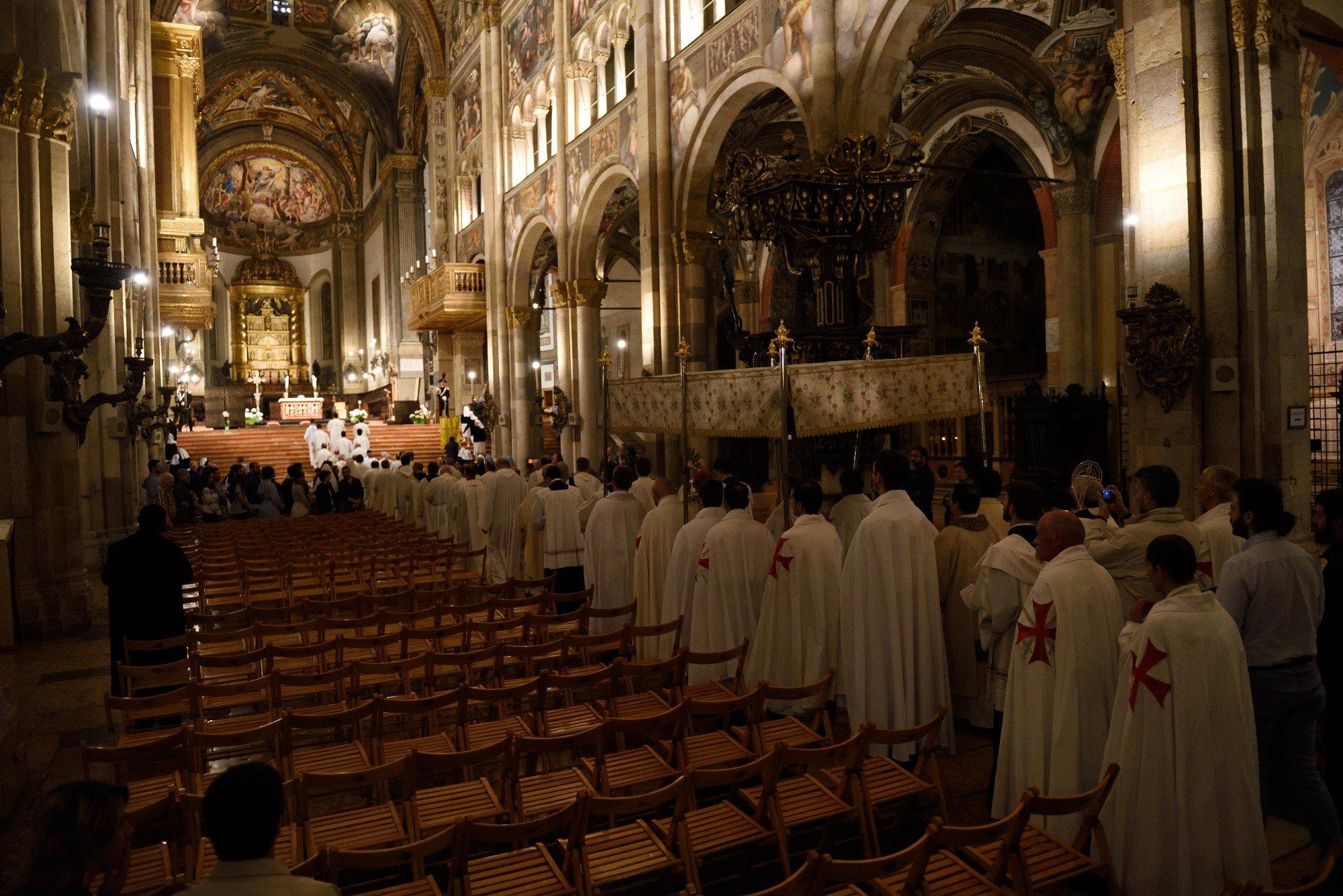 Corpus Domini Parma
