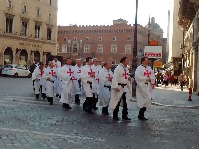 Roma 13-14 Gennaio 2018 - Templari Cattolici d'Italia foto 08