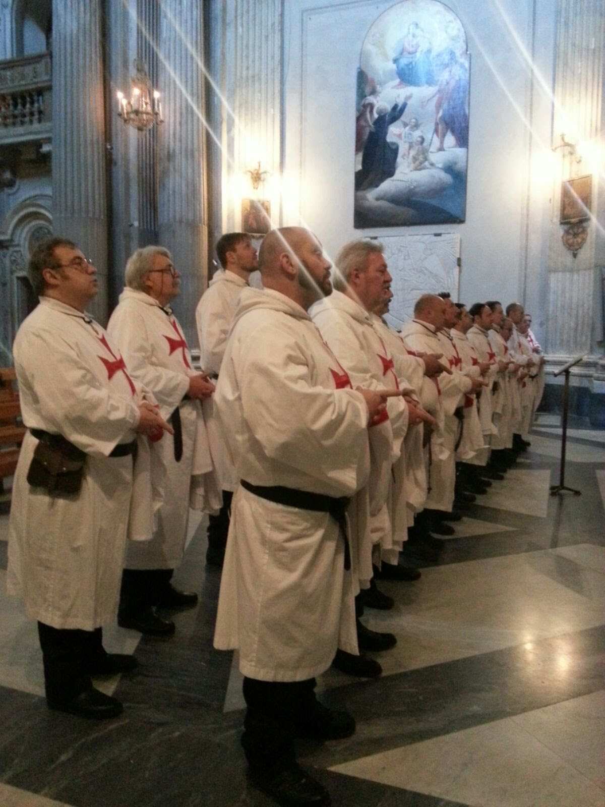 Roma 13-14 Gennaio 2018 - Templari Cattolici d'Italia foto 05