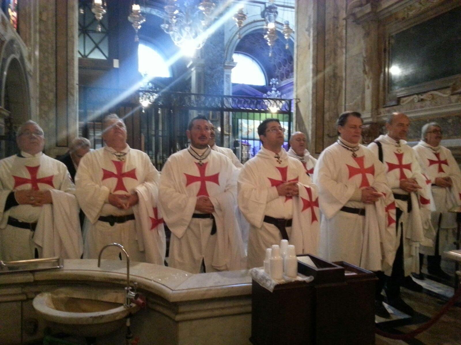 January 13-14, 2018 – Custody of four basilicas in Rome