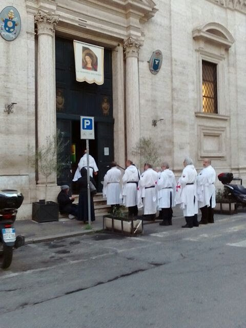 Roma 13-14 Gennaio 2018 - Templari Cattolici d'Italia foto 04