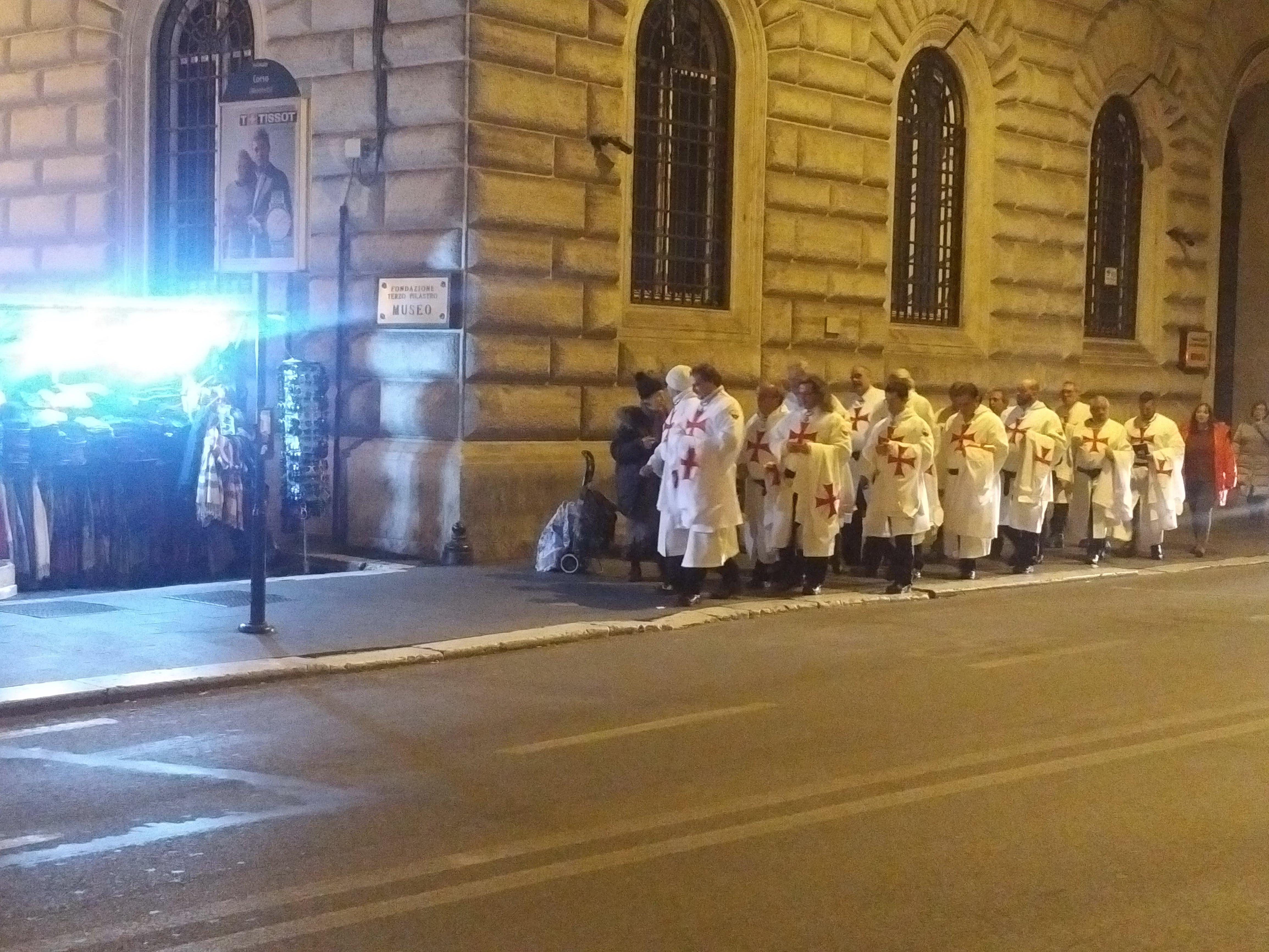 Roma 13-14 Gennaio 2018 - Templari Cattolici d'Italia foto 10