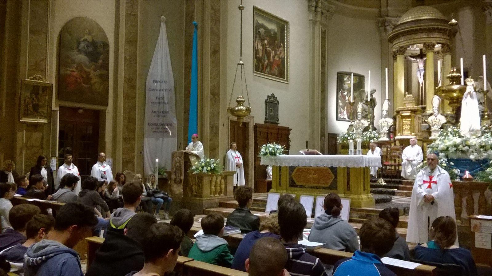 Templari Cattolici Arcore Vescovo Del Pini