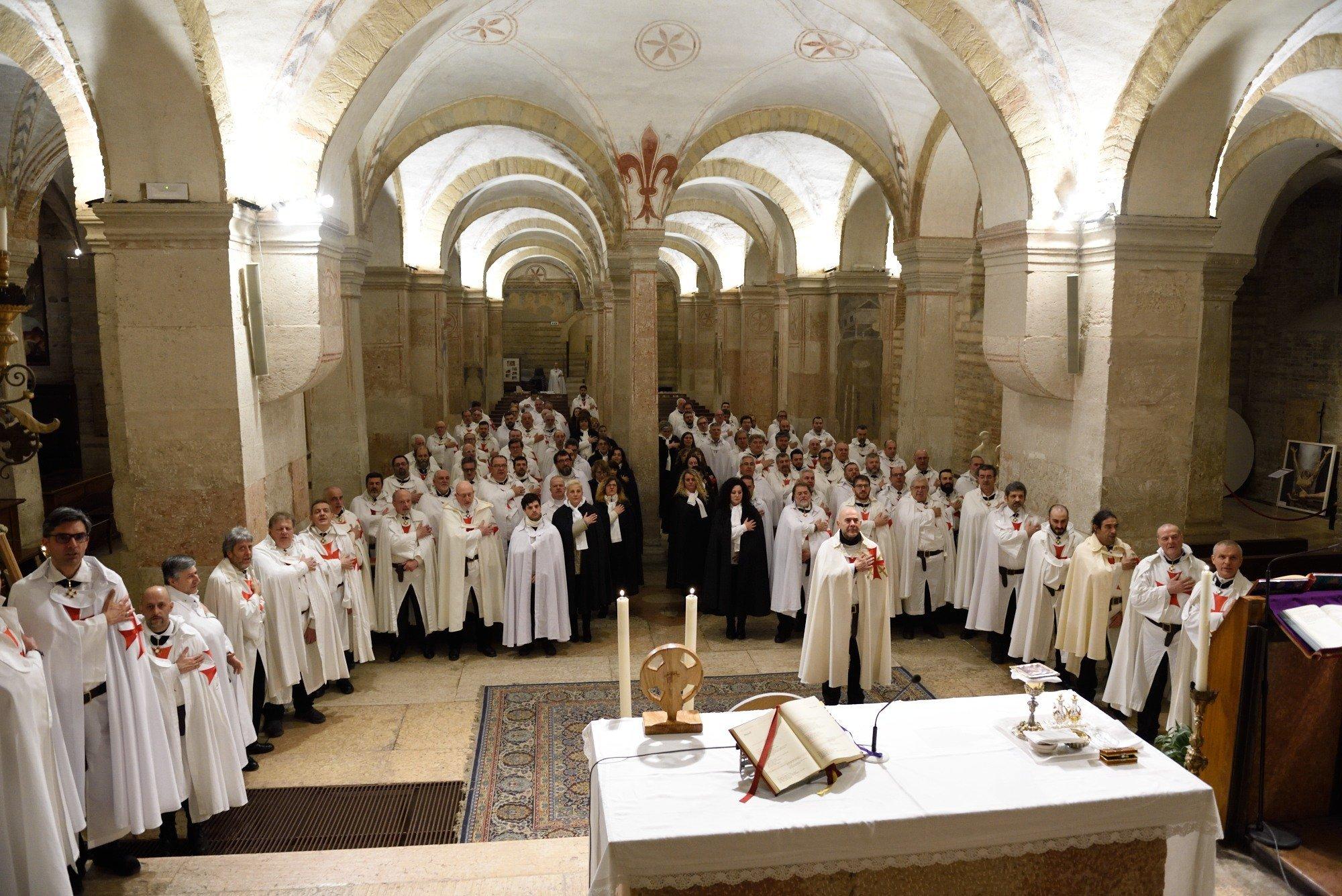 Chiesa di San Fermo - Verona - Templari Cattolici foto 04
